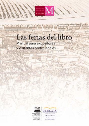 Manual ferias del libro_Cerlalc