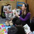 """Con """"Historias itinerantes"""" el Plan de Lectura de Chile se acerca a la primera infancia"""