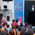 """En Vicuña, Chile, se lanzó el Programa """"Susurros y Palabras Mágicas"""""""