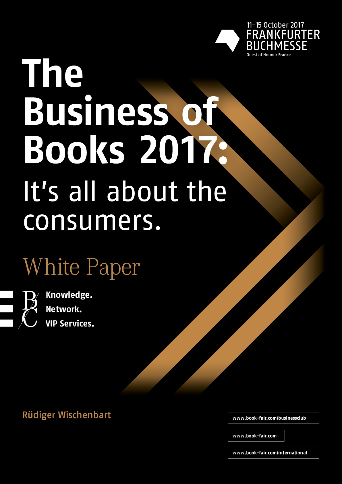 The Business of Books 2017: It´s All About the Consumers