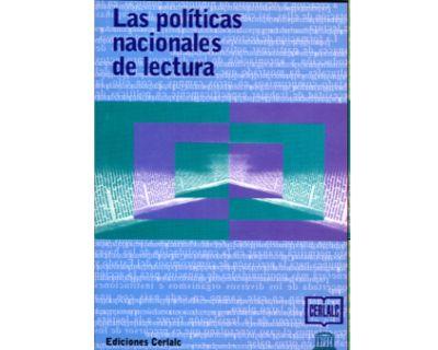 Las políticas nacionales de lectura