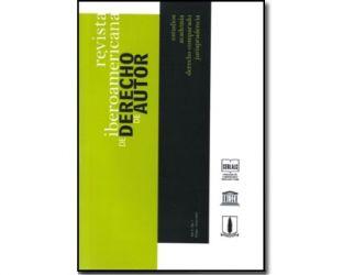 Revista Iberoamericana de Derecho de Autor 1