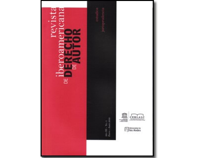 Revista Iberoamericana de Derecho de Autor 5