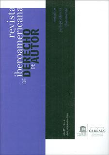 Revista Iberoamericana de Derecho de Autor 8