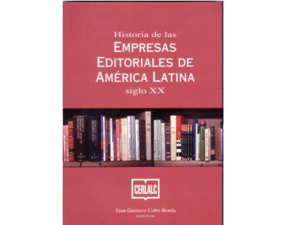 Historia de las empresas editoriales de América Latina, siglo XX