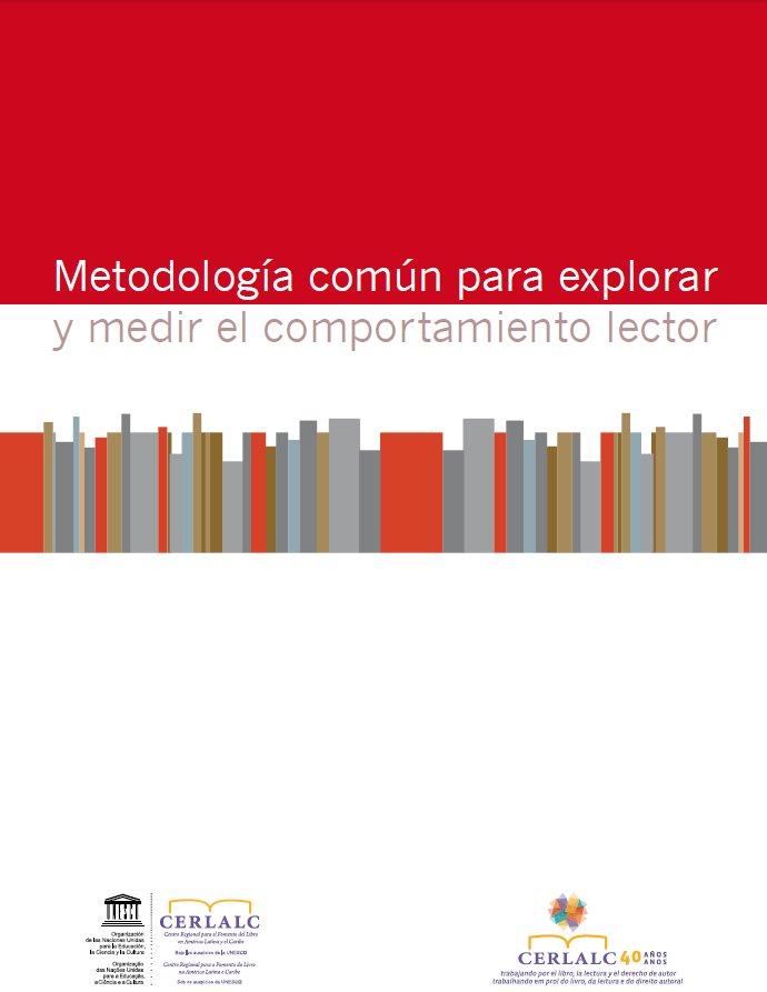 Metodología común para explorar y medir el comportamiento lector