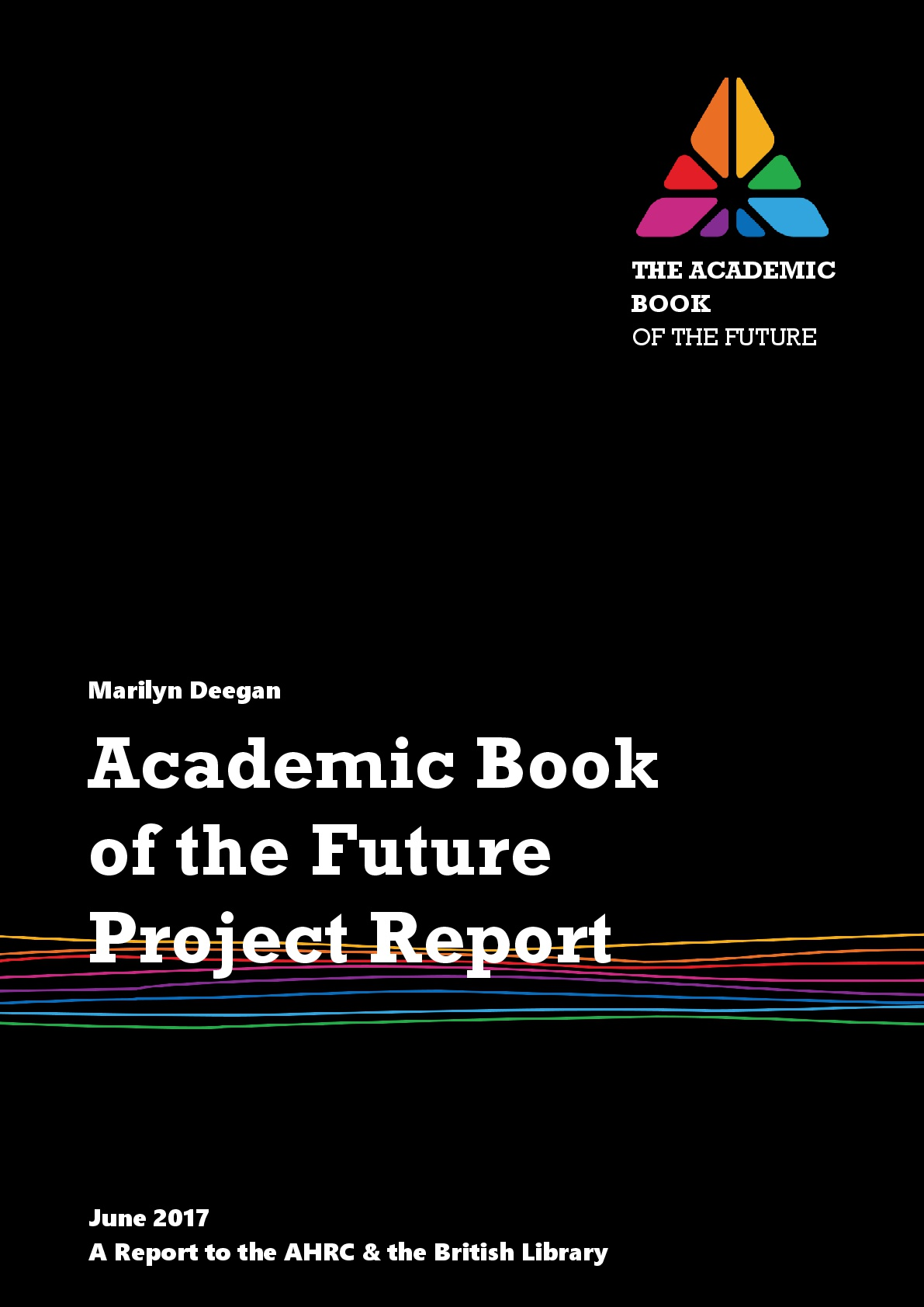 Academic Book of the Future Project Report 2017