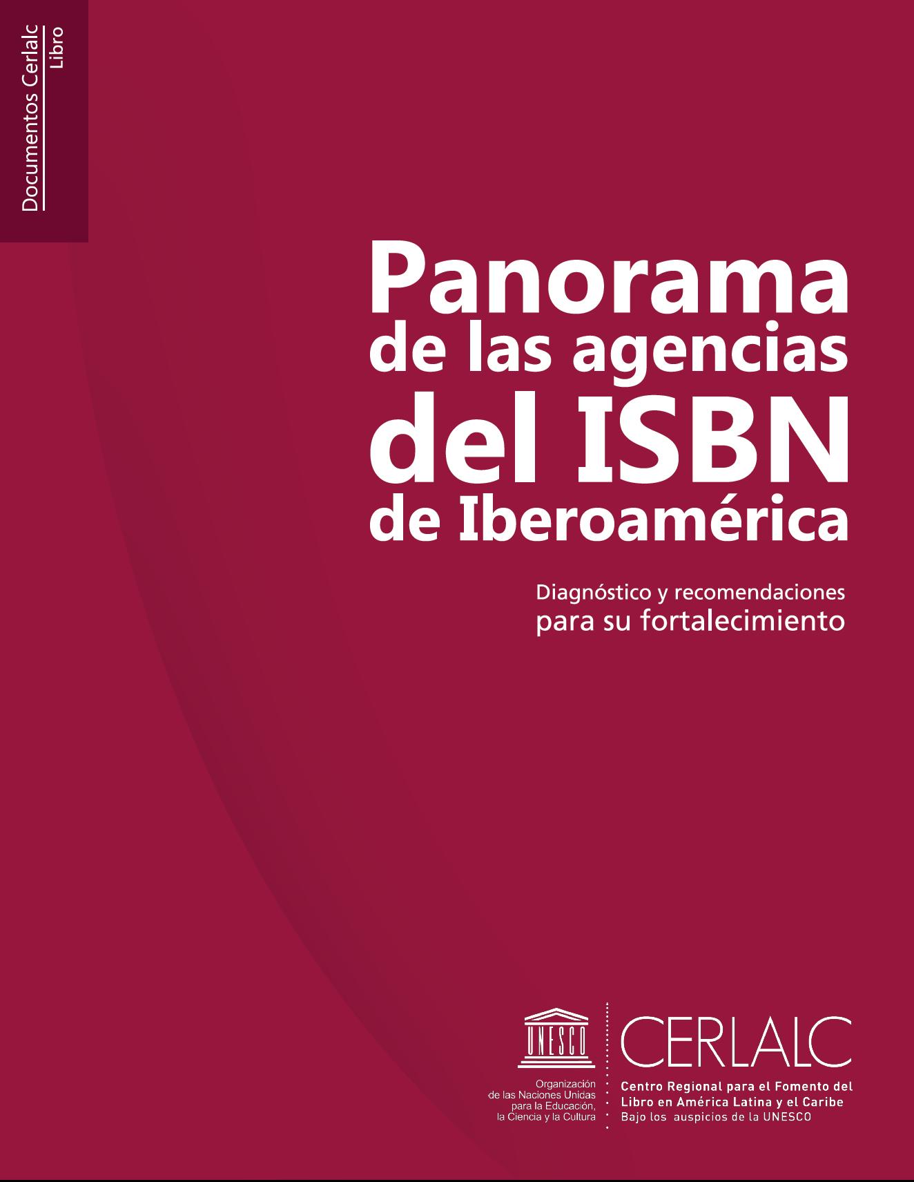 Panorama de las agencias del ISBN de Iberoamérica
