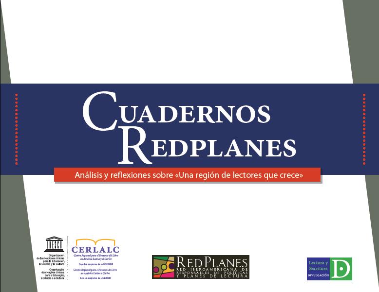 Cuadernos Redplanes. Análisis de Una región de lectores que crece