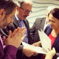 Gobierno de Brasil firma Ley Castilho