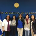 Fortalecimiento de la red de bibliotecas de El Salvador