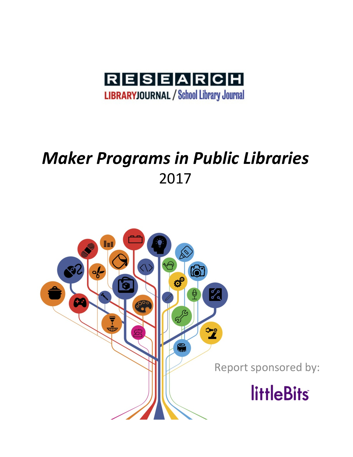 Maker Programs in Public Libraries 2017