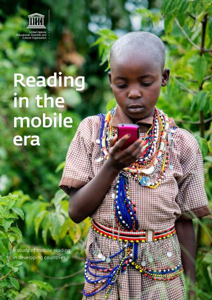La lectura en la era móvil: Un estudio sobre la lectura móvil en los países en desarrollo
