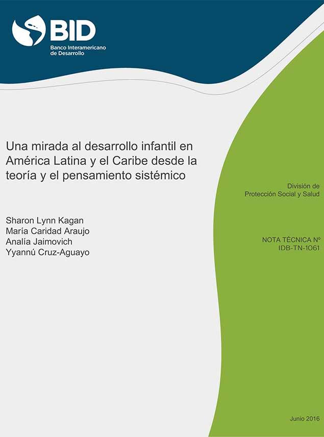 Una mirada al desarrollo infantil en América Latina y el Caribe desde la teoría y el pensamiento sistémico