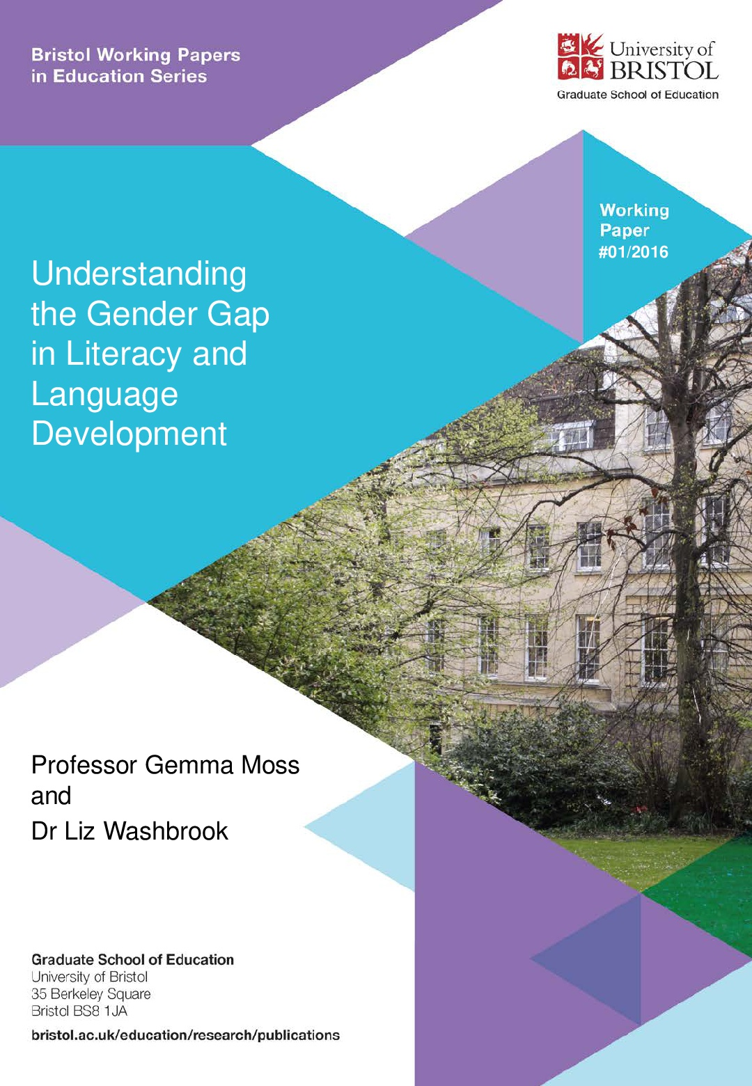 Understanding the Gender Gap in Literacy and Language Development