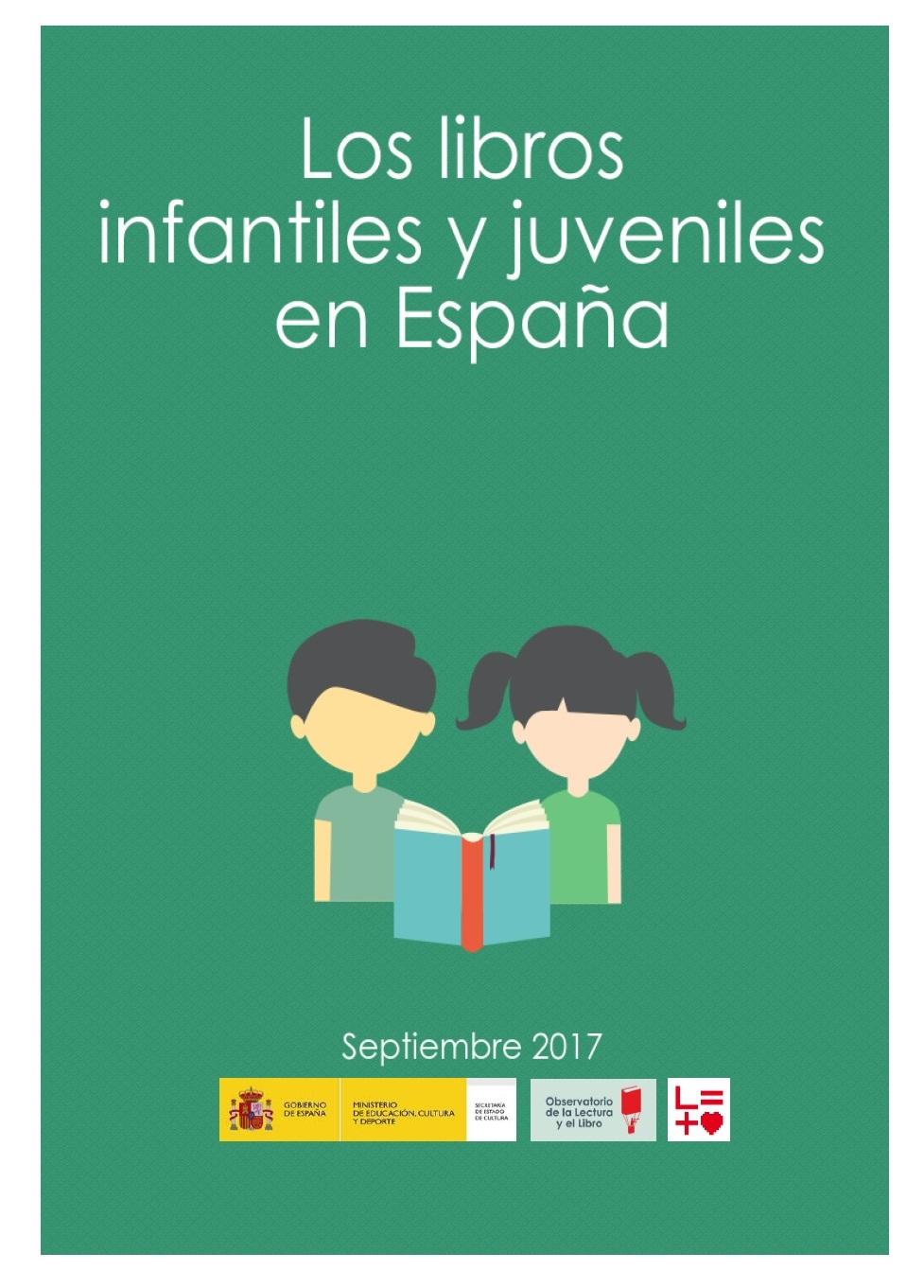 Los libros infantiles y juveniles en España