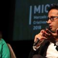 Subdirector técnico en lanzamiento de Re-pensar las políticas culturales en São Paulo