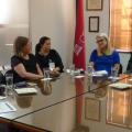 CERLALC apresentou estatísticas editoriais para delegação canadense