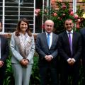 Reunião entre CERLALC e OEI