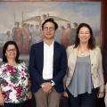 O CERLALC participou de uma mesa de trabalho sobre a lei de depósito legal no Peru