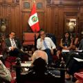 O CERLALC se reuniu com o Congresso e a Câmera Peruana do Livro