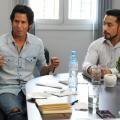 Reunión del CERLALC con libreros y editores independientes de Perú