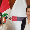 El CERLALC fortalece sus lazos de cooperación: La directora del Centro, Marianne Ponsford, se reunió con Ulla Holmquist, Ministra de Cultura de Perú