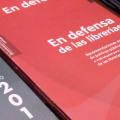 Coquetel de apresentação do Espaço Ibero-americano do livro 2018 e Em defesa das livrarias