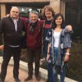 El director del Programa Nacional por la Lectura de Cuba, Enrique Pérez Díaz, visita el CERLALC