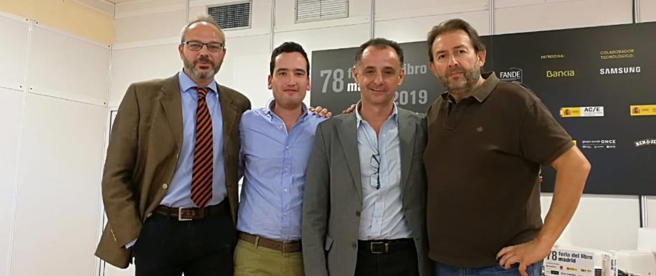 El CERLALC en la Feria del Libro de Madrid