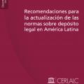Recomendaciones para la actualización de las normas sobre depósito legal en América Latina