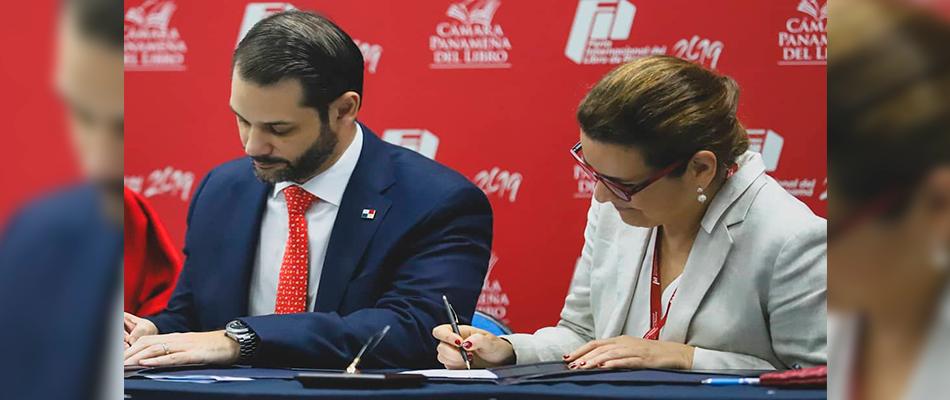 Panamá firma convenio de cooperación para la implementación del Tratado de Marrakech