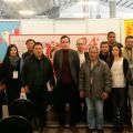 Começou o curso para editores bolivianos