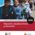Migración desplazamiento y educación