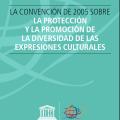 Convención de 2005 sobre la protección y la promoción de la diversidad de las expresiones culturales