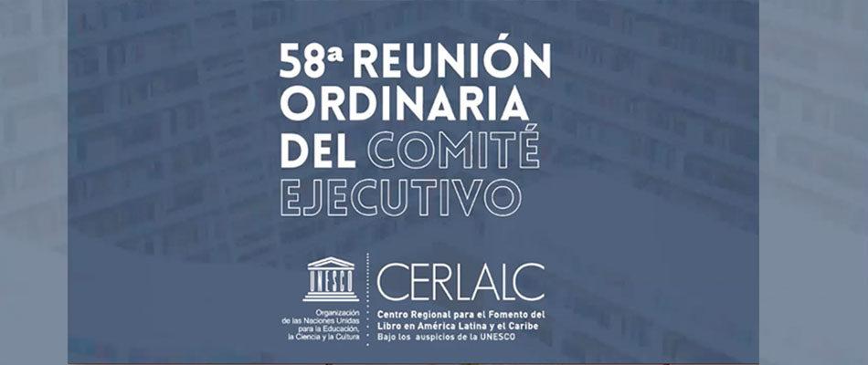 Comité Ejecutivo del Cerlalc 2020