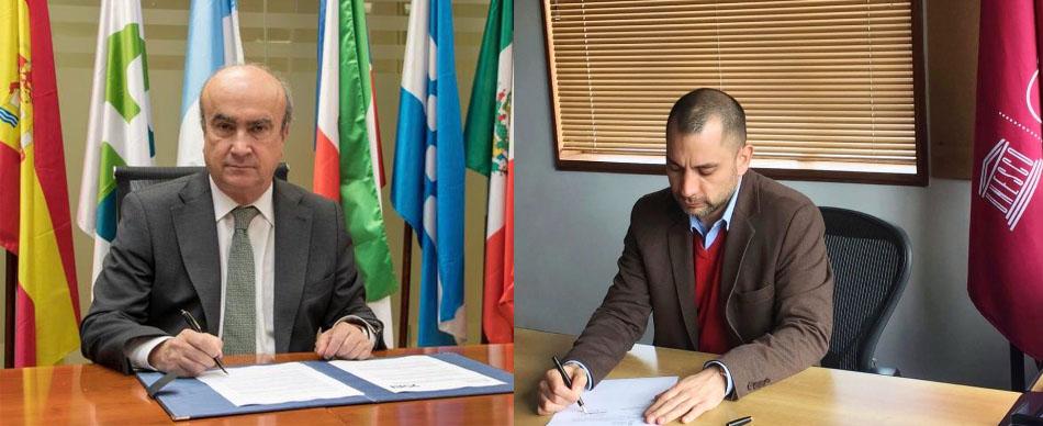 El CERLALC y la OEI suscriben un convenio de cooperación para la realización en octubre del I Seminario virtual de Primera Infancia