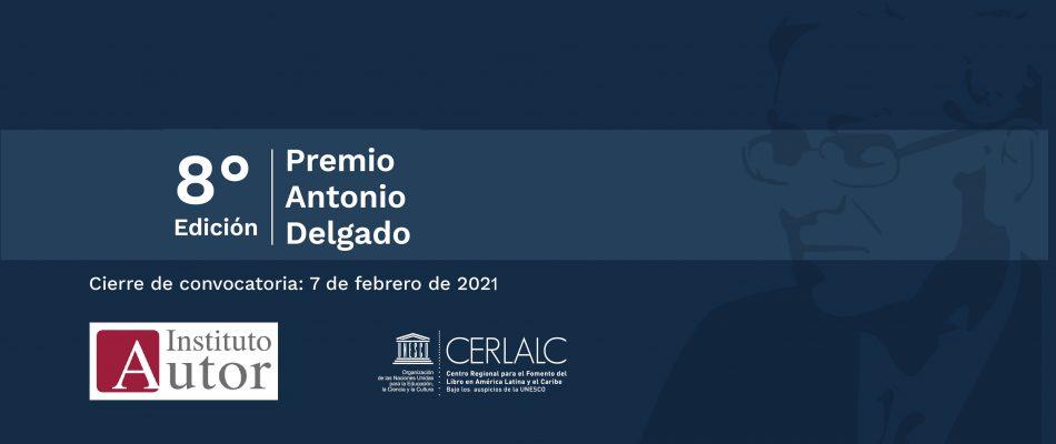 Participa en el Premio Antonio Delgado