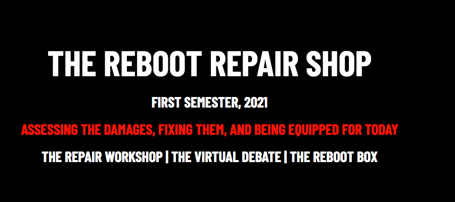 Reboot: Books, Bussiness, and Reading 2021
