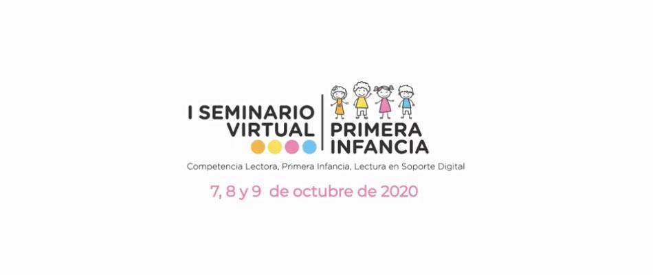 Memorias del Seminario virtual de Primera Infancia 2020