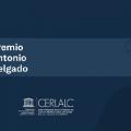 Vencedores da 8ª edição do Prêmio Antonio Delgado