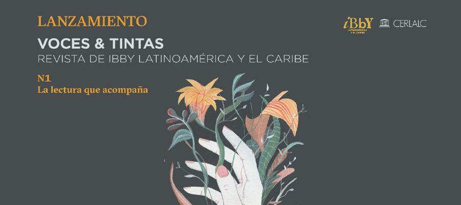 Revista Voces y Tintas de Ibby Latinoamérica y el Caribe