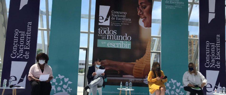 Concurso Nacional de Escritura: Colombia, territorio de historias 2021